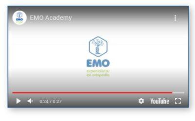 Accede a nuestra EMO-Academy del canal YouTube