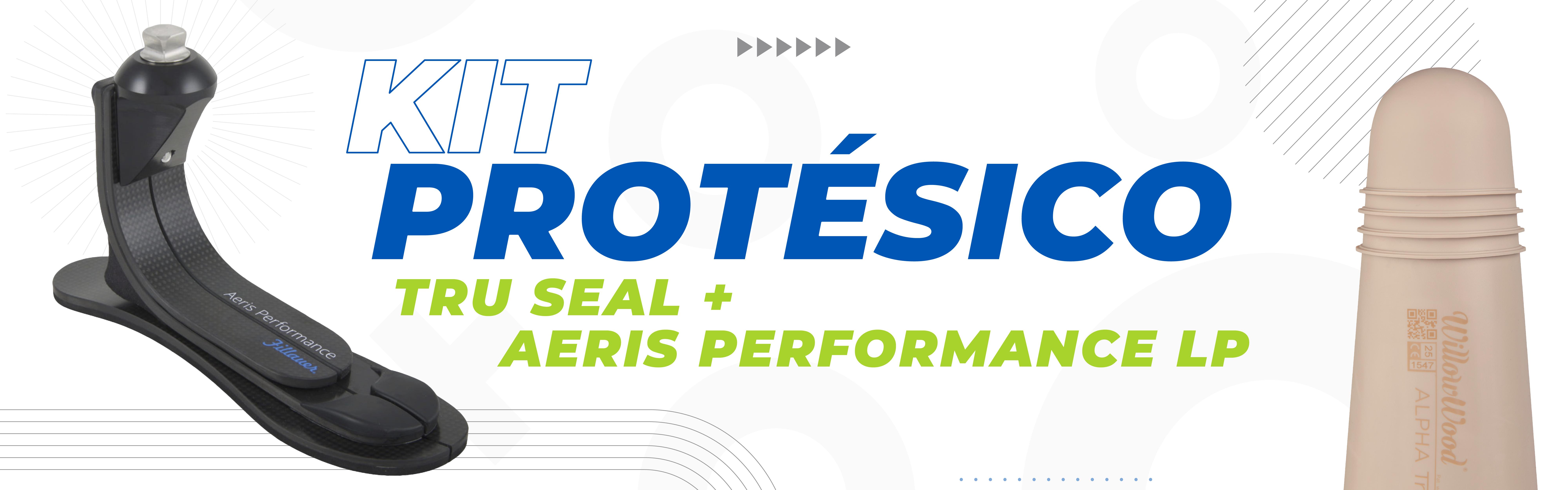 Kit Protesica: TRUSEAL + Performance LP